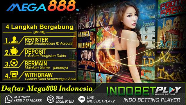 Daftar Slot Online Mega888   Agen Mega888