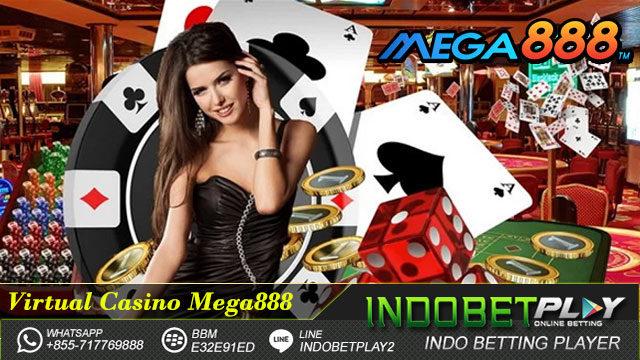 Game Virtual Casino | Daftar Game Mega888