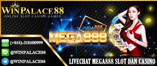 Livechat Mega888 Slot dan Casino