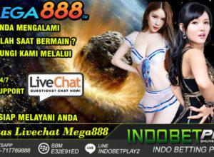 Livechat Slot Mega888 | Fasilitas Chatting Mega888