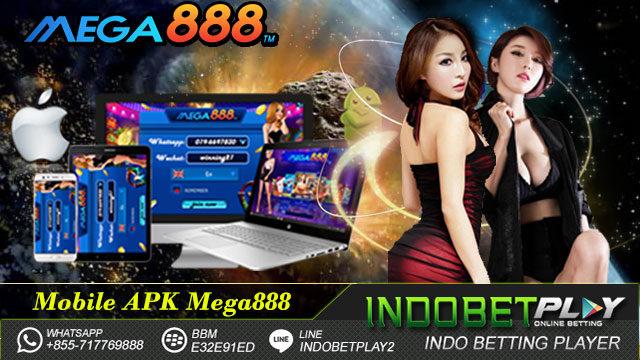Mobile APK Mega888 | Aplikasi Mega888