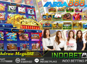 Withdraw Game Slot Mega888 | Mega888 Indonesia