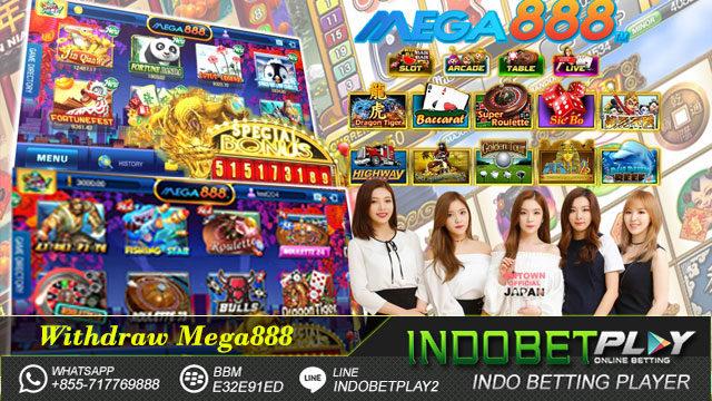 Withdraw Game Slot Mega888 | Mega888 Indonesia