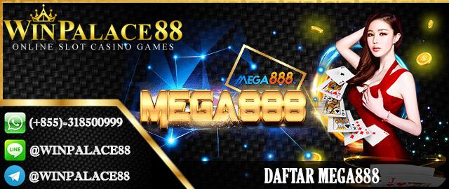 Daftar Mega888