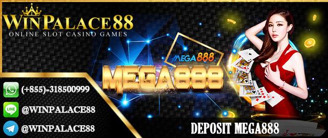 Deposit Mega888