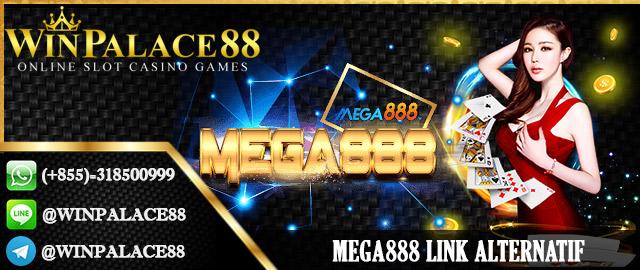 Mega888 Link Alternatif